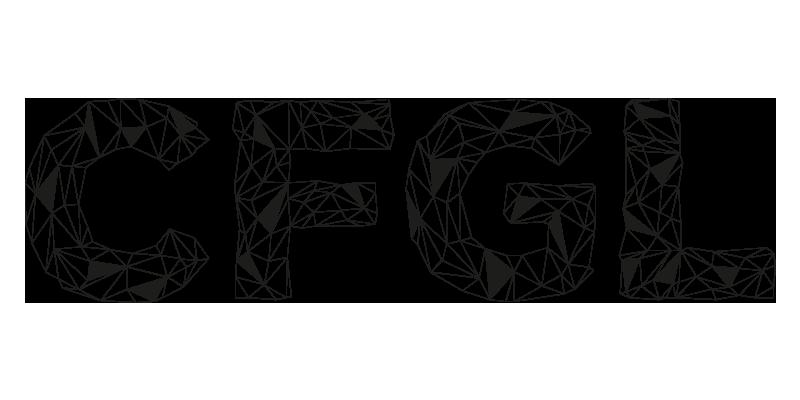 logo CFGL Corentin Ledoux blanc